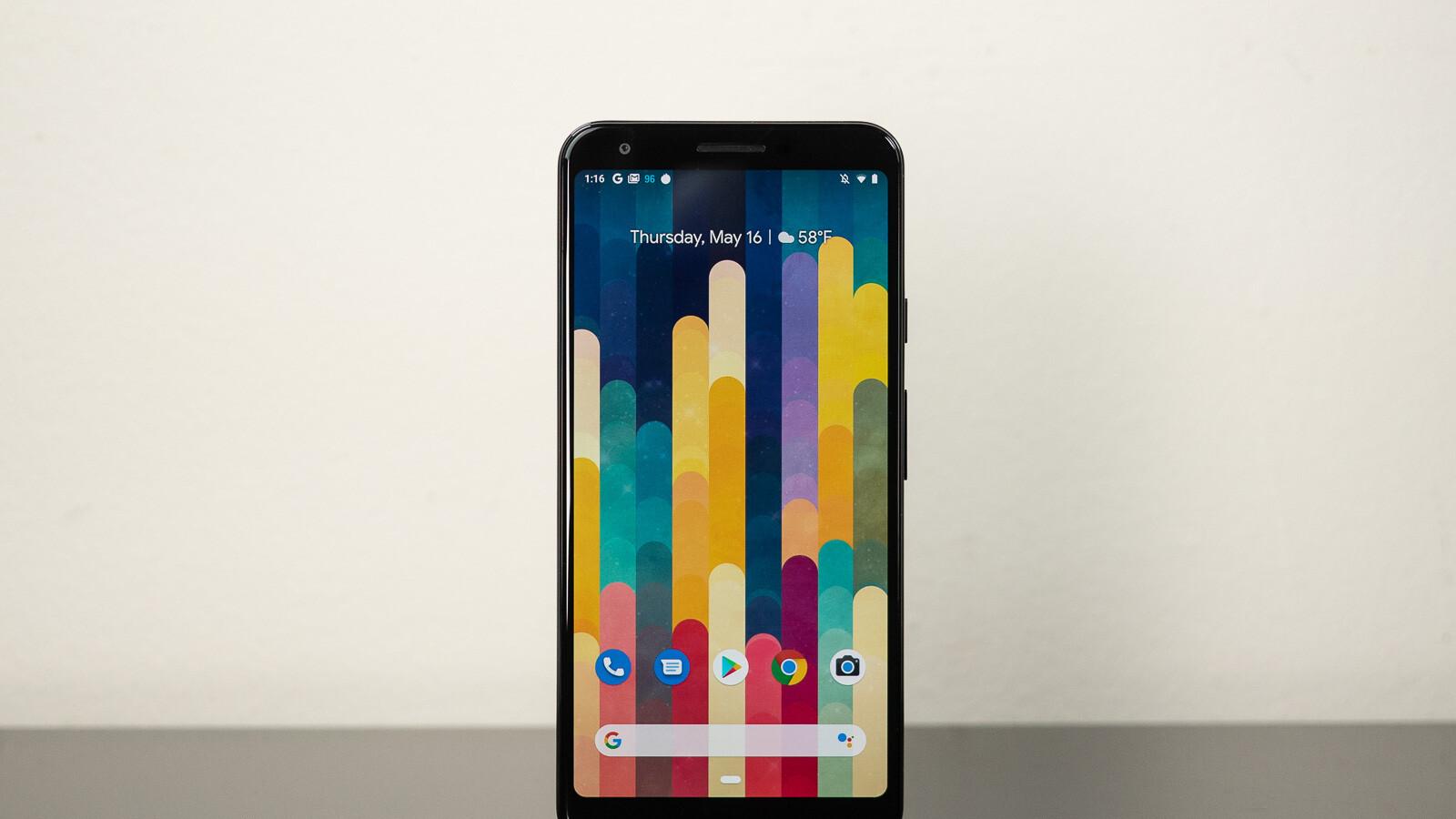 Is Google Pixel 3 A 5 G Phone
