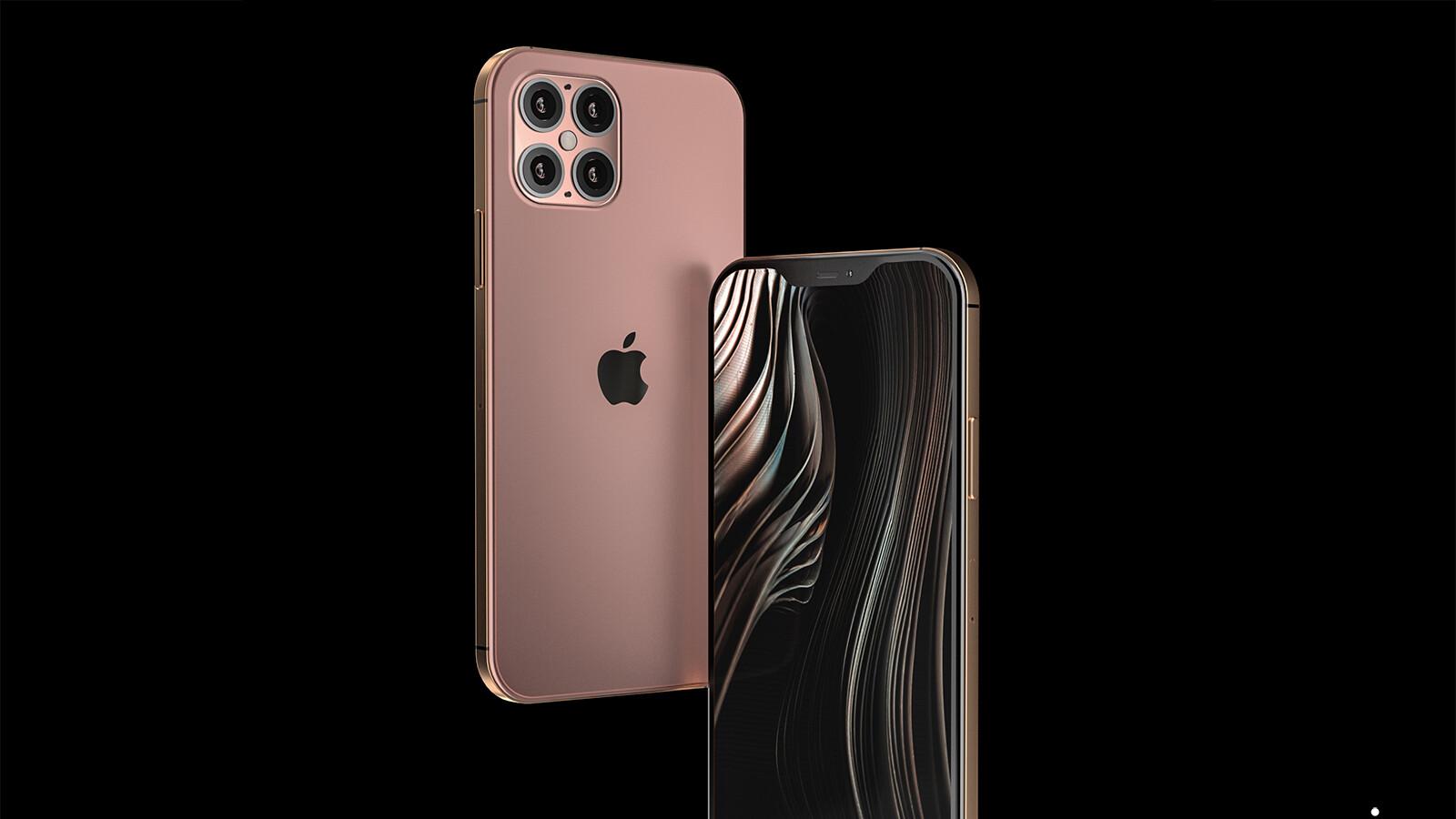 Big iPhone 12 Pro leak details 64MP cameras, bigger ...