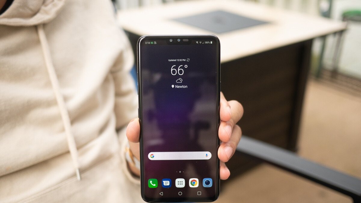 The LG V40 ThinQ is an absolute steal at $259 with a 1-year warranty included