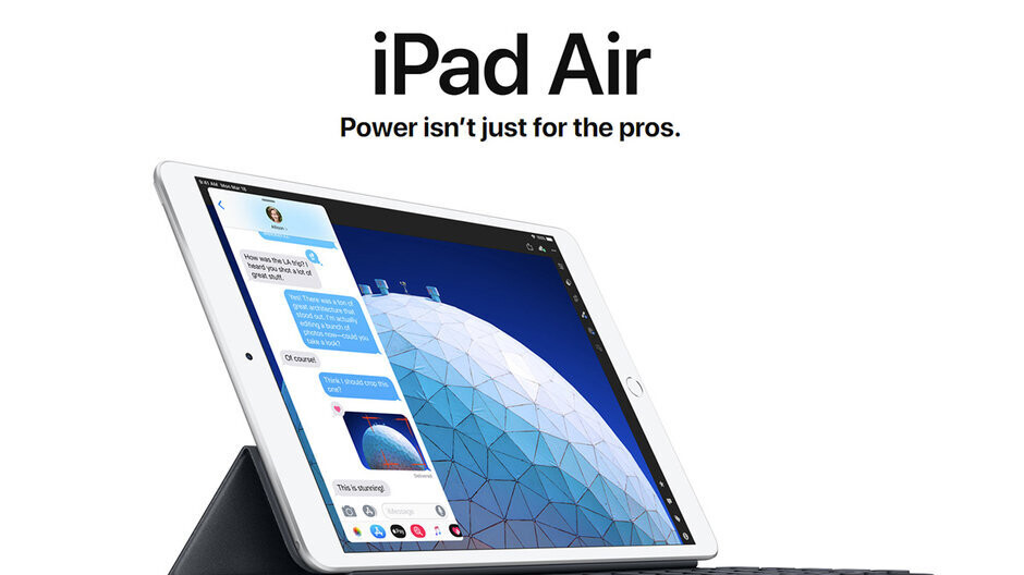 Le Is Fixing Certain Ipad Air Models