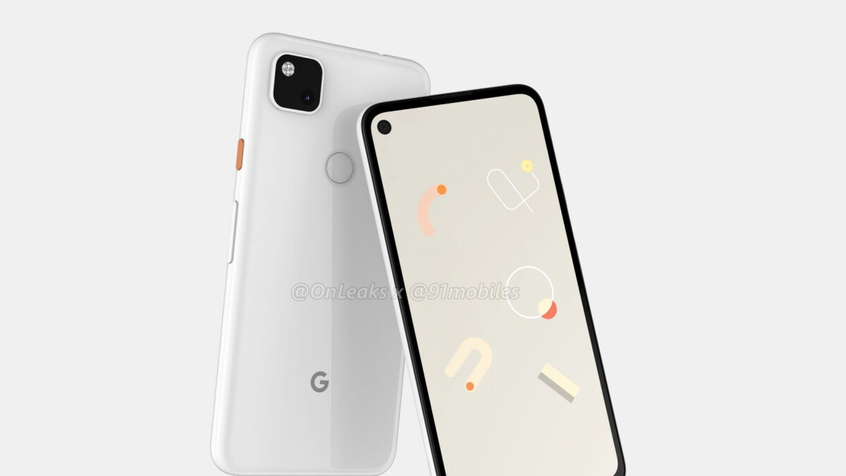 New Google Pixel 4a images confirm this welcome change