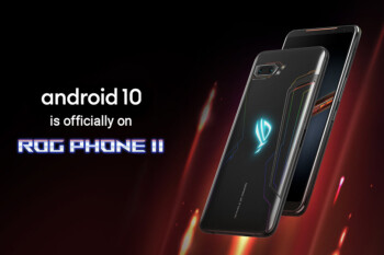 Asus ROG Phone II Android 10 update rolling out today ... maybe