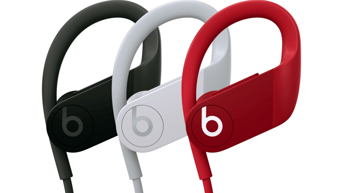 Apple's new PowerBeats 4 release tipped with press shots, price and battery life specs