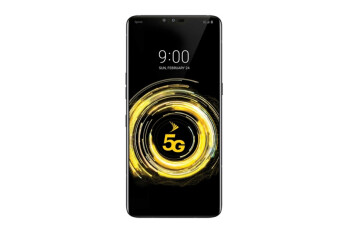 Sprint's LG V50 ThinQ 5G is on sale at $0 right now... with a catch