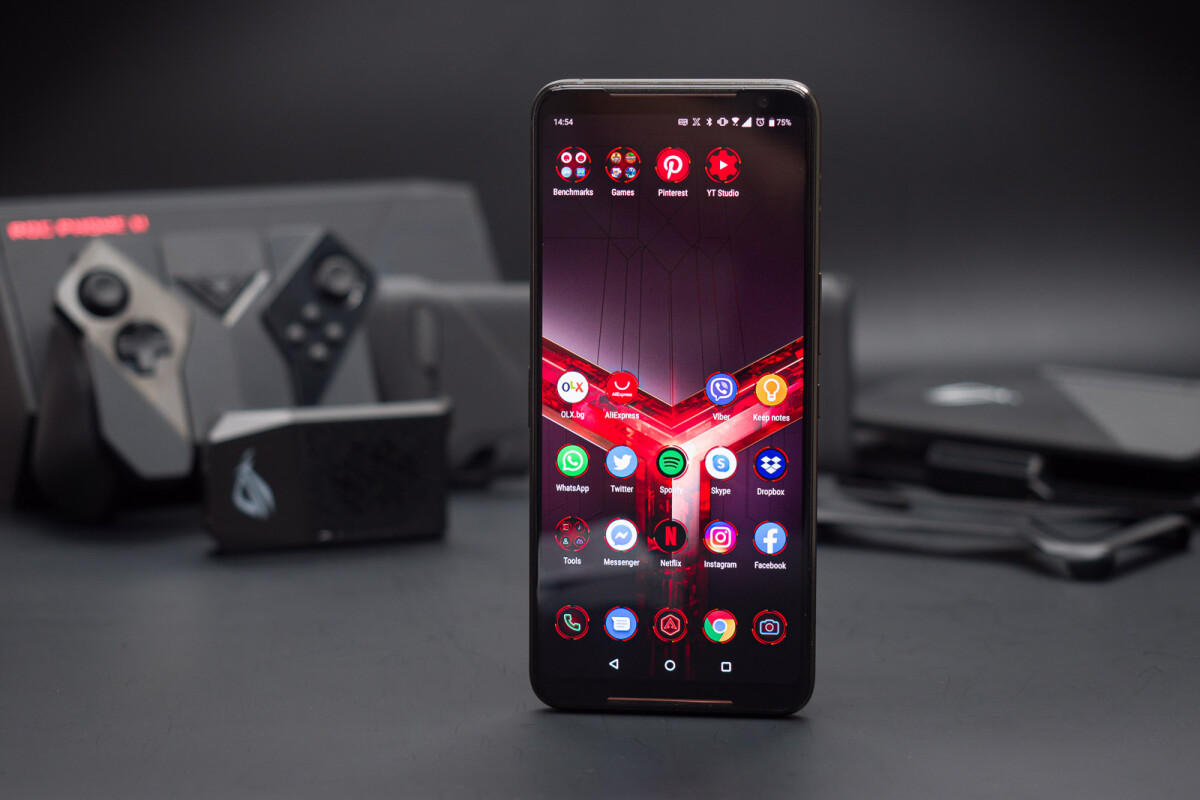 Snapdragon 865 Plus will power the 5G-ready ASUS ROG Phone III, coming Q3  2020 - PhoneArena