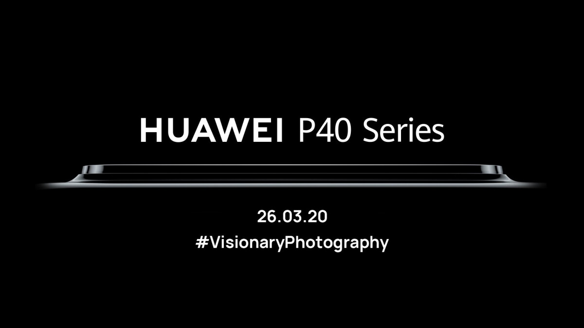 Huawei teases big P40 series camera upgrade as it cancels event in Paris