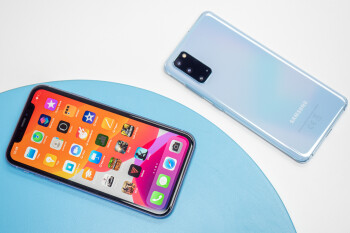Did Samsung decide that the iPhone 11 is not even worth competing with?