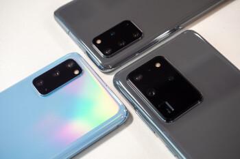 Samsung Galaxy S20 Ultra vs S20 Plus vs S20: Charging speed comparison