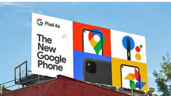 Alleged Google Pixel 4a marketing images reveal price, corroborate design