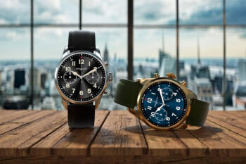 Meet the world's first luxury Wear OS smartwatch with eSIM support for 4G LTE activation