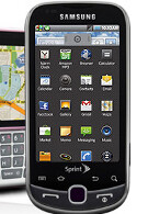 Samsung Intercept to launch at Sprint July 11th for $99