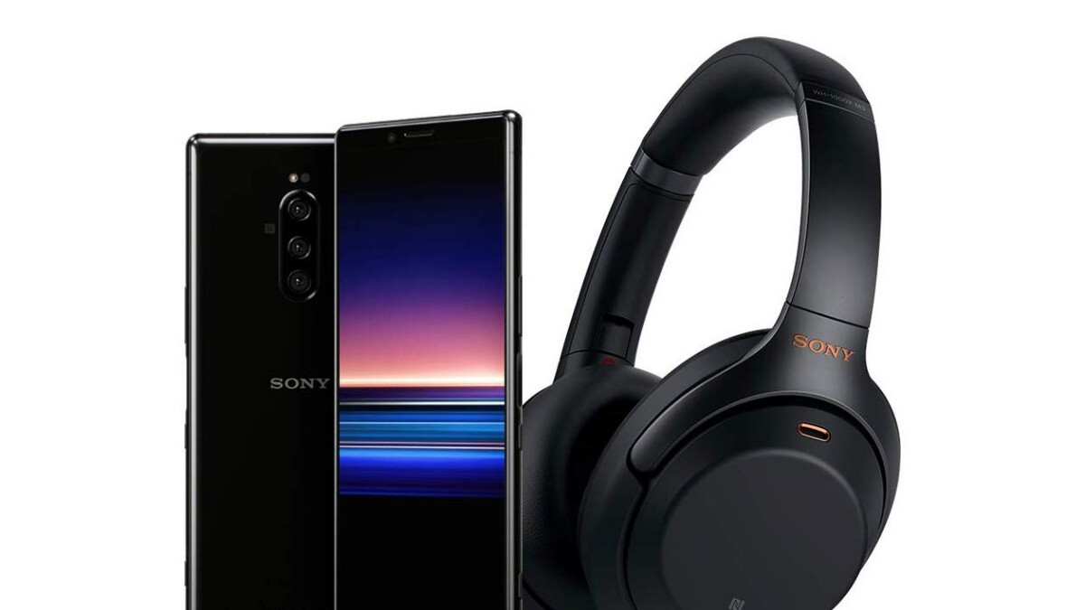 Sony's Xperia 1 handset and best wireless headphones can be bundled at a huge discount