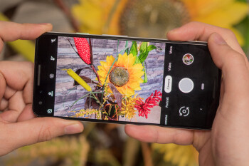 Google's Camera is behind competitors in one aspect, but perhaps not for long