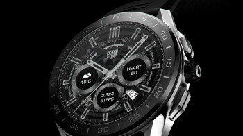 TAG Heuer unveils yet another crazy expensive Wear OS smartwatch with no LTE