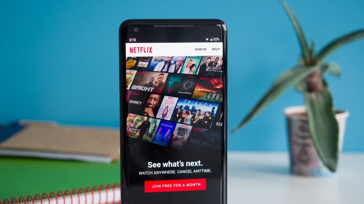 Netflix's mobile-only plan goes live in two countries