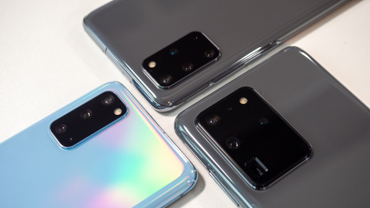 Samsung collaborates with premium brand Kvadrat for sustainable Galaxy S20 Plus phone cases