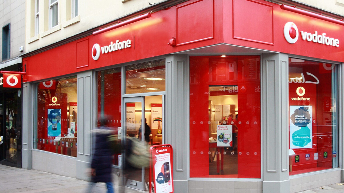 Vodafone UK grants customers free mobile data access to NHS