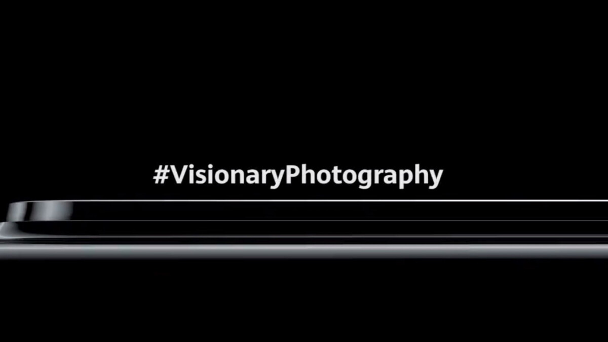 Huawei teases the P40 Pro in a video, pretends we haven't seen it already