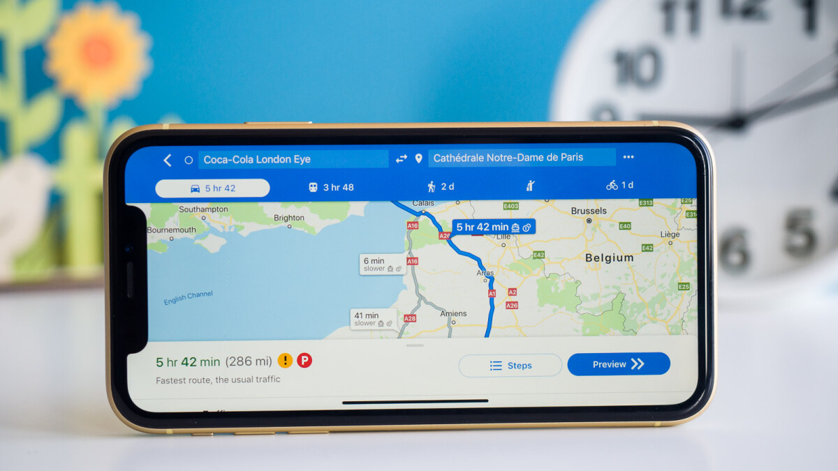 Google Maps makes AR feature for walking directions much easier to use