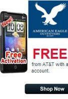 Try on a pair of jeans at an American Eagle store & get a free smartphone
