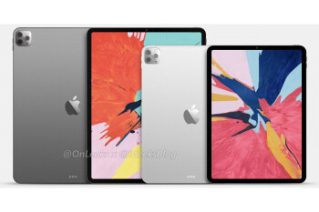Four mystery iPad models briefly appear on Apple's website