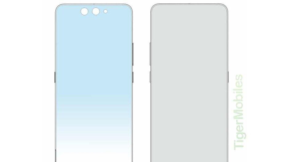 Xiaomi patents wild vertical folding phone design