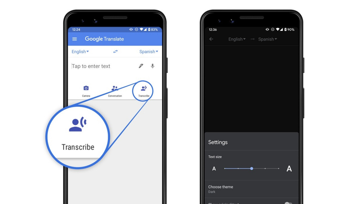 Google Translate can now transcribe foreign languages in real time, including Hindi