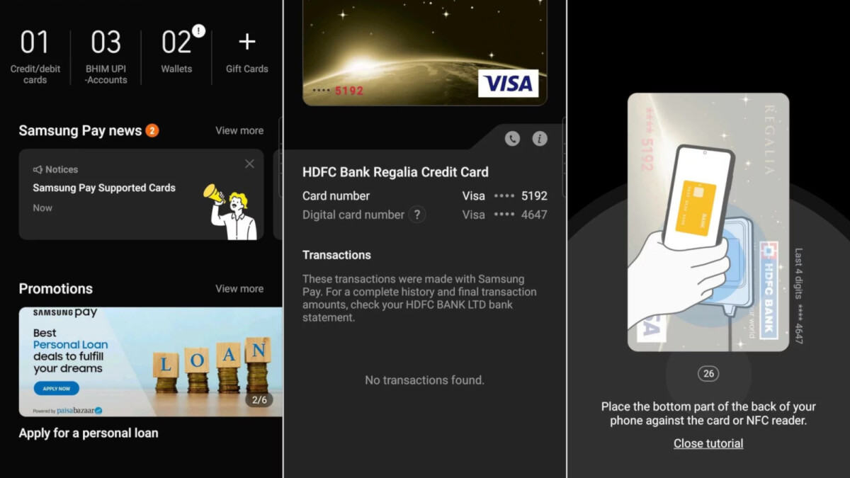 Samsung Pay is getting a much-requested feature in latest update