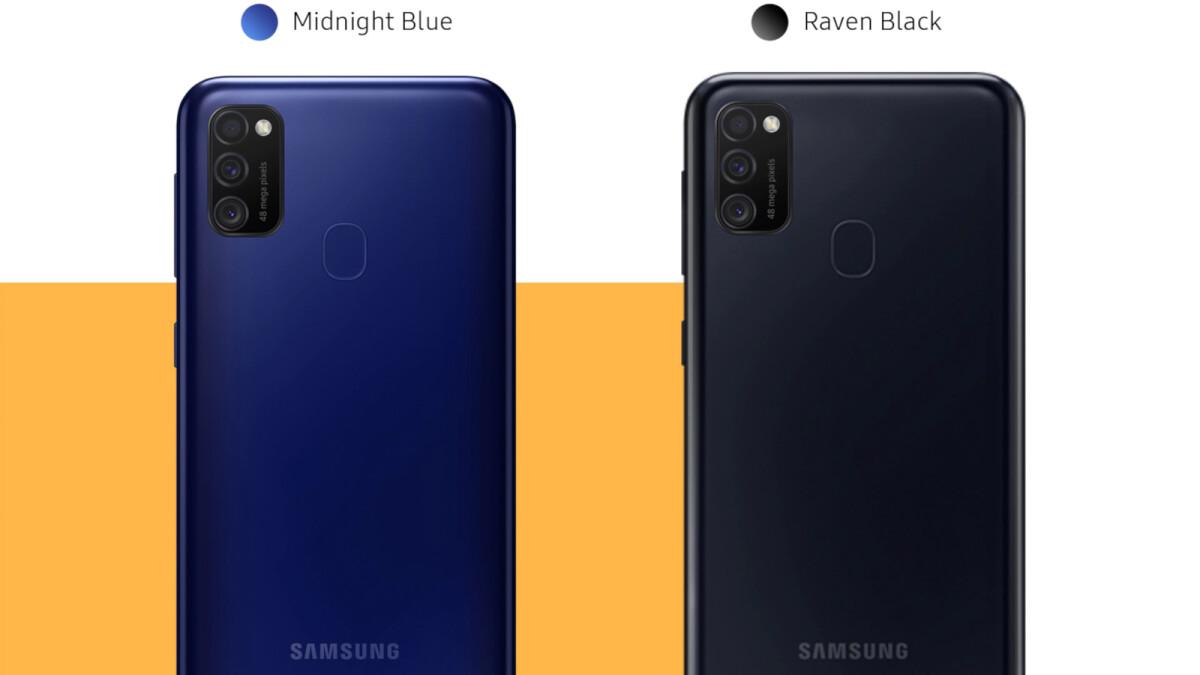 Samsung's new mid-range smartphone packs a massive 6,000 mAh battery