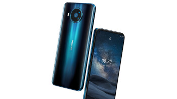 The Nokia 8.3 5G is here with a powerful chipset, four cameras, and a solid price