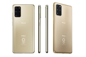 Samsung Galaxy S20+ 5G Olympic Edition officially unveiled