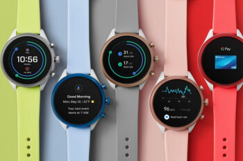 A bunch of Fossil Sport and Gen 4 smartwatches are on sale at incredibly low prices