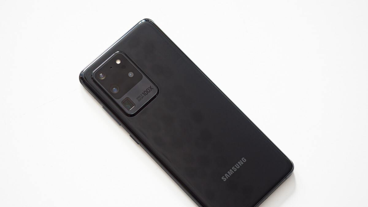 Samsung Galaxy S20 series receiving camera improvements in the US