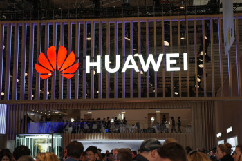 Look out below! Huawei's global phone shipments are in freefall