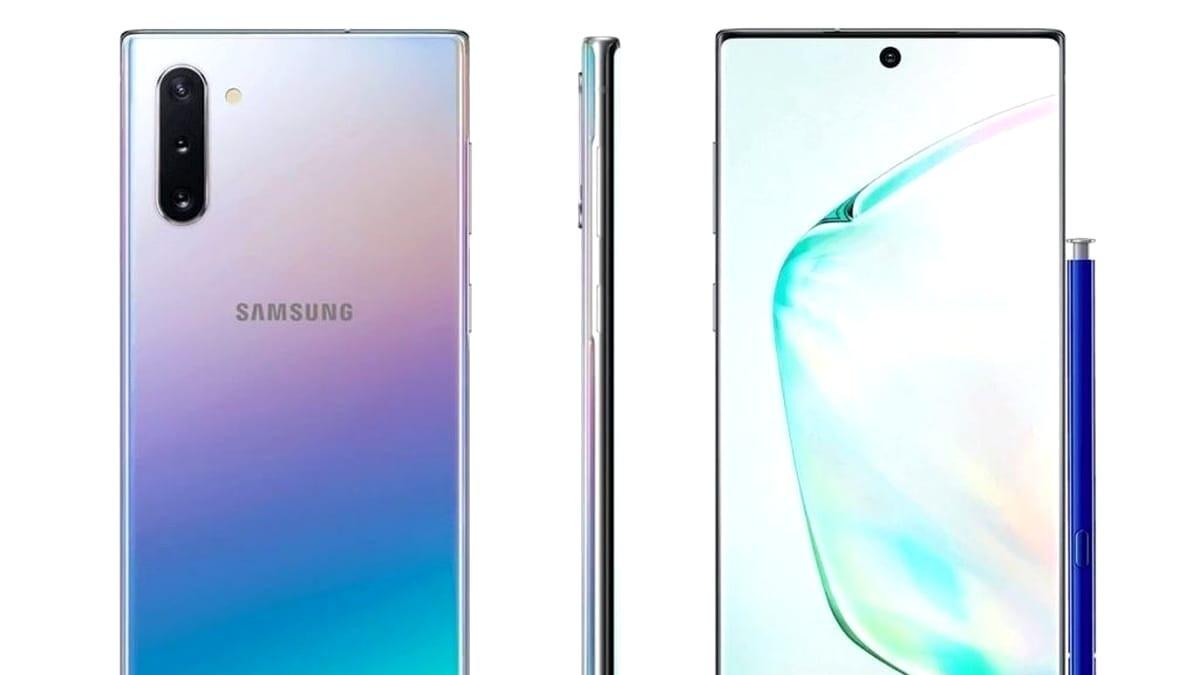 Incredible eBay deal brings Samsung's Galaxy Note 10 below $500 (refurbished)