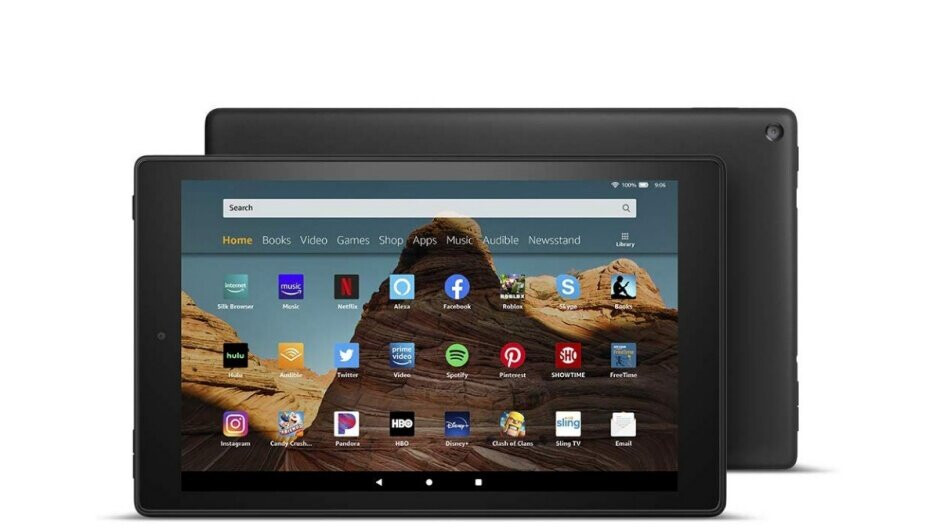 Amazon has the entire Fire tablet lineup on sale at decent discounts for Prime members only