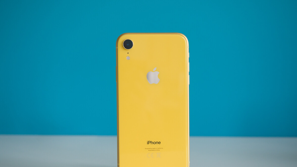 Sky Mobile deal: 128GB Apple iPhone XR for the price of 64GB