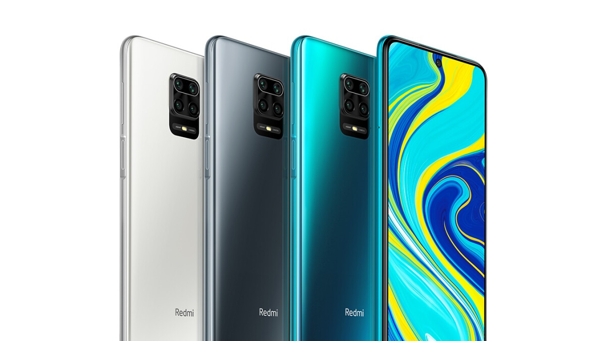 Redmi Note 9S is now official: everything you might want from a sub $300 phone