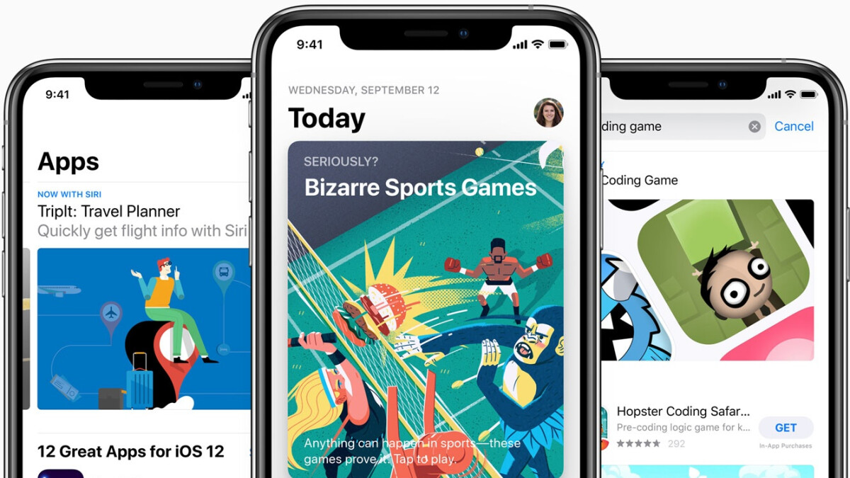 Apple's App Store is coming to 20 new countries