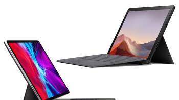 Apple iPad Pro 2020 vs Microsoft Surface Pro 7 features, prices and battery life