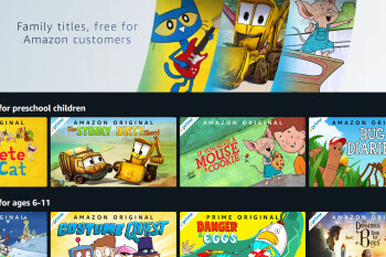 Amazon Prime Video makes over 40 kids shows free to stream for all users