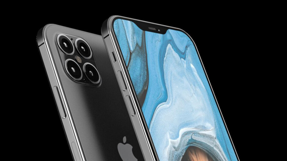 Concept video reveals what a notchless 5G Apple iPhone 12 would have looked like