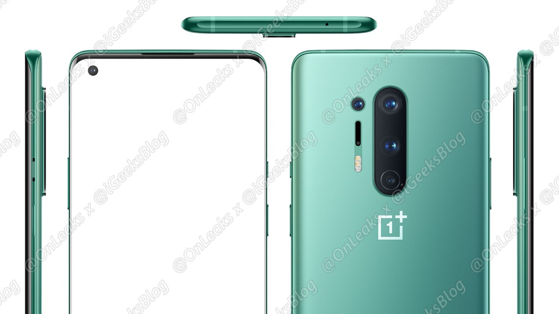 Every OnePlus 8 and OnePlus 8 Pro 5G spec has just leaked - PhoneArena