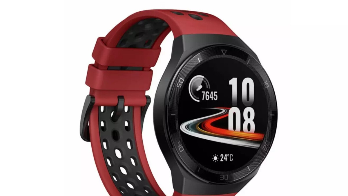 Huawei's newest smartwatch excels at health management and battery life
