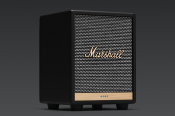 Marshall launches another retro-looking Alexa smart speaker