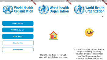 World Health Organization will offer COVID-19 tips in a new iOS, Android app