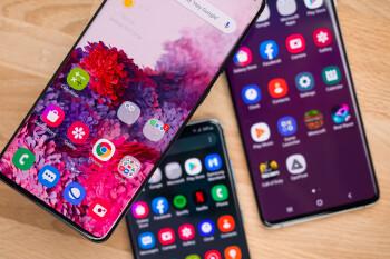 Samsung Galaxy S20 series still struggling to sell