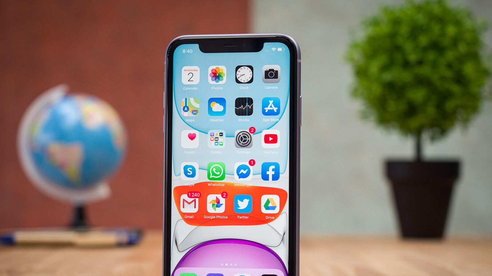 Mua iPhone 11 từ Virgin và nhận AirPods cho 4 GBP / tháng 1