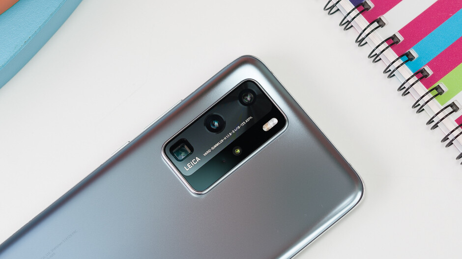 Pre-order the Huawei P40 Pro 5G at Virgin and redeem over £200 of gifts