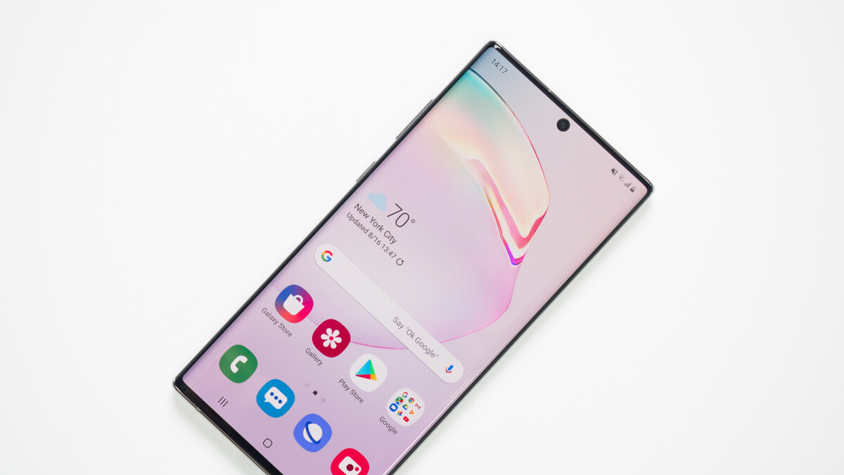 Save more than $300 on the unlocked Samsung Galaxy Note 10+